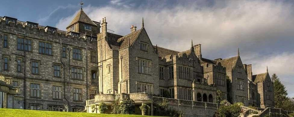 Bovvey Castle for hire