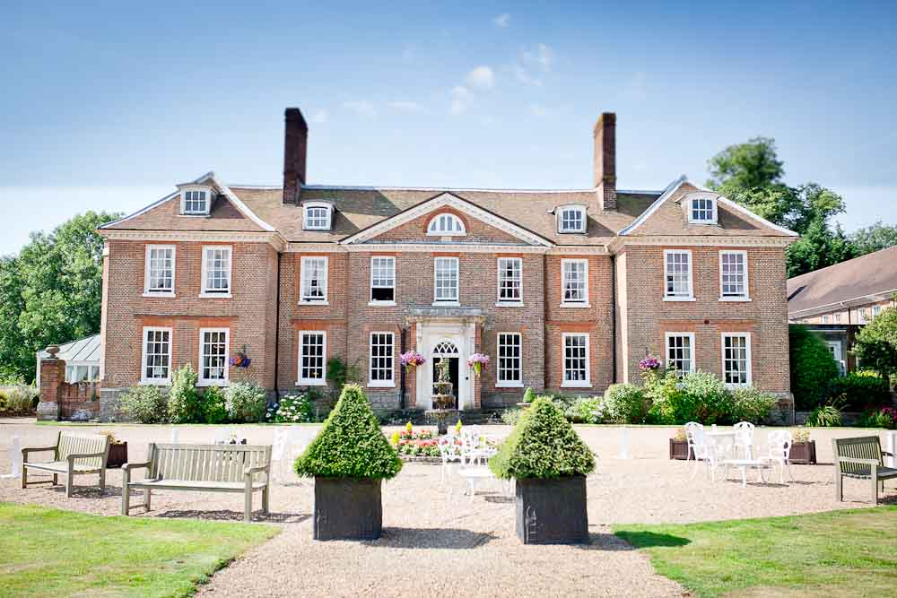 Chilston Park for hire