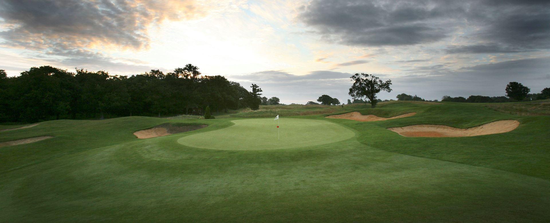 Chart Hills Golf Club for hire