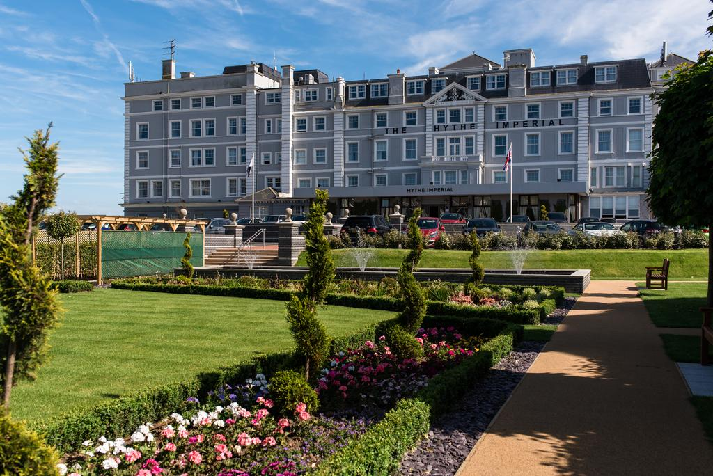 hythe Imperial Hotel & Spa for hire
