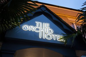 Orchid Hotel for hire