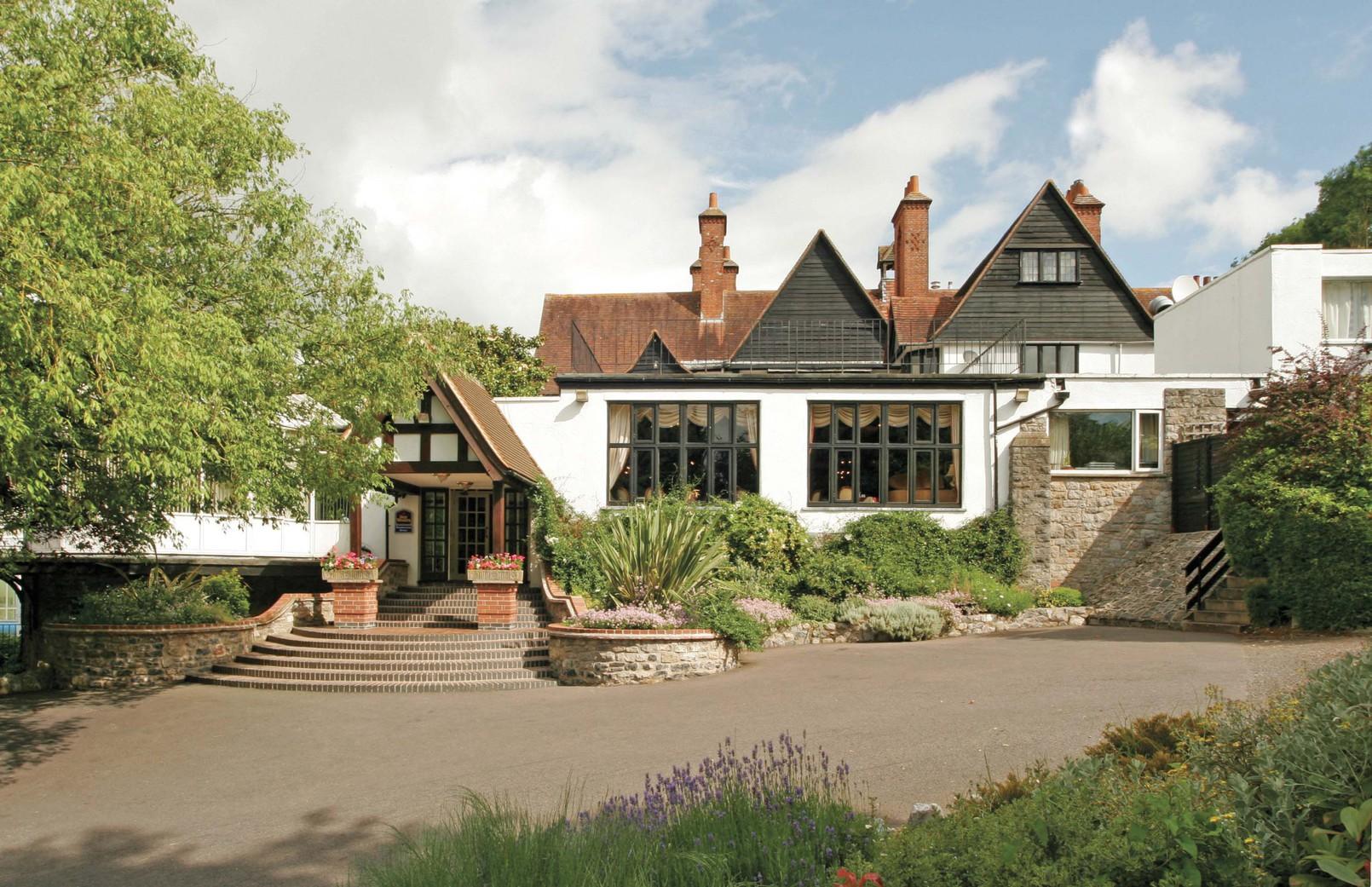 Webbington Hotel and Spa for hire
