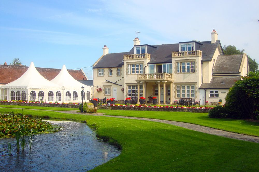 Rookery Manor for hire