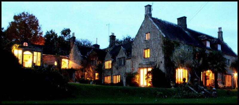 Symondsbury Manor for hire
