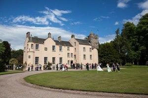 Myres Castle for hire