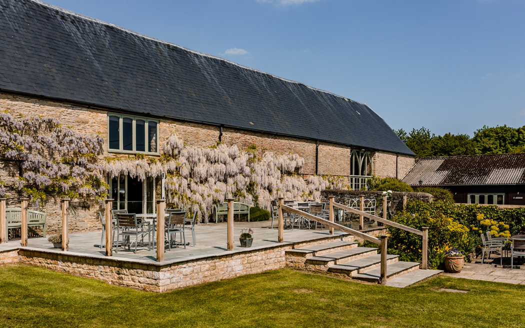 The Great Barn Aynho for hire