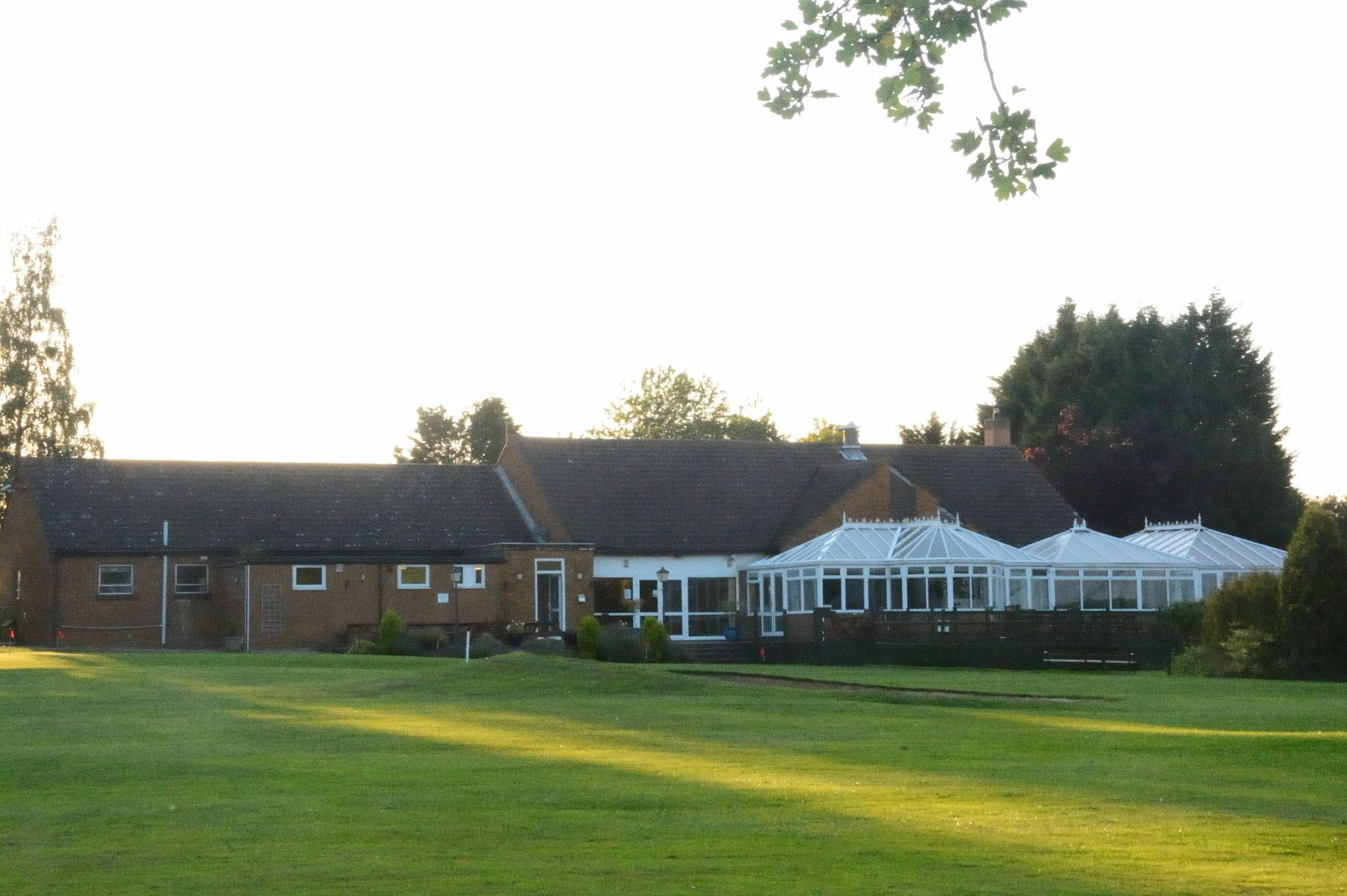 Cherwell Edge Golf Club for hire
