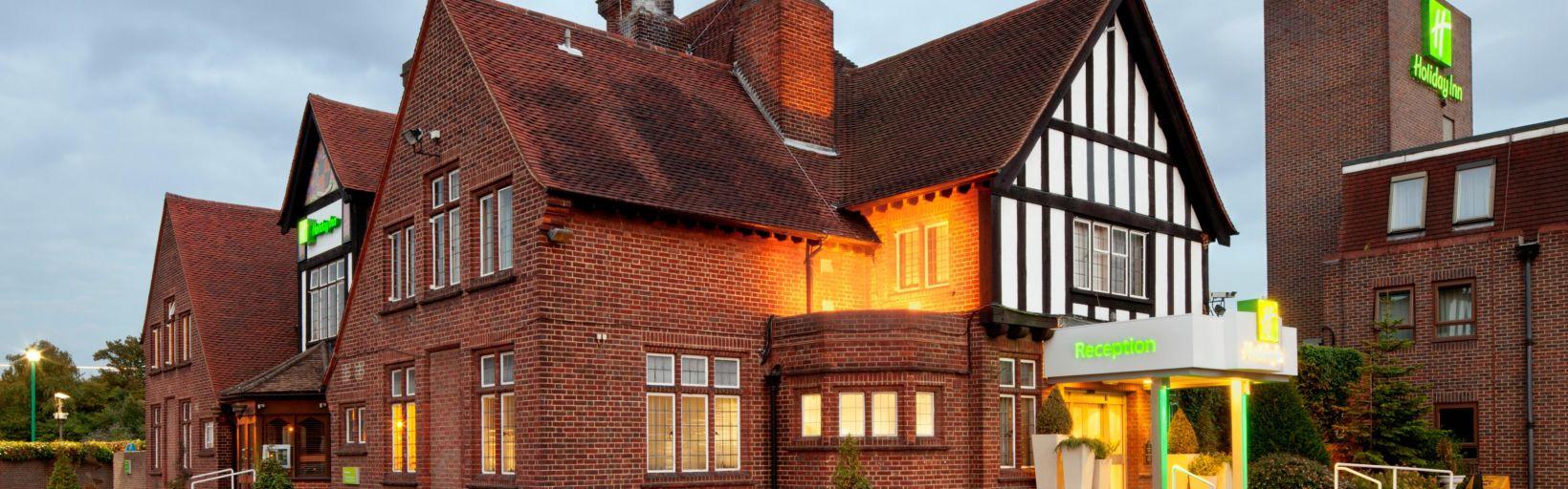 Holdiay Inn London bexley for hire