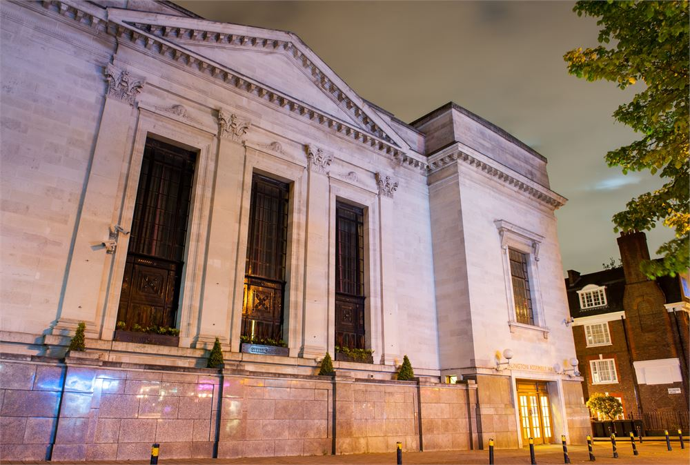 Islington assembly Hall for hire
