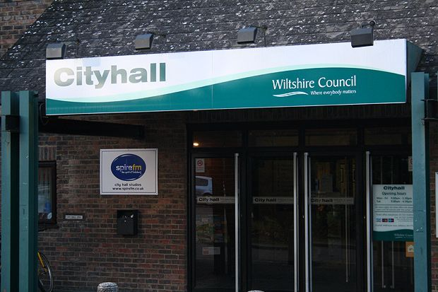 City Hall Salisbury for hire