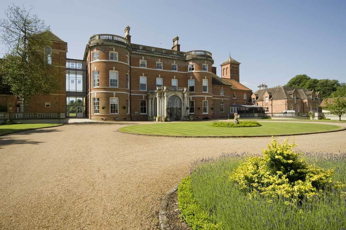 Oakley Hall Hotel for hire