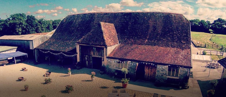 Stockbridge Farm Barn for hire