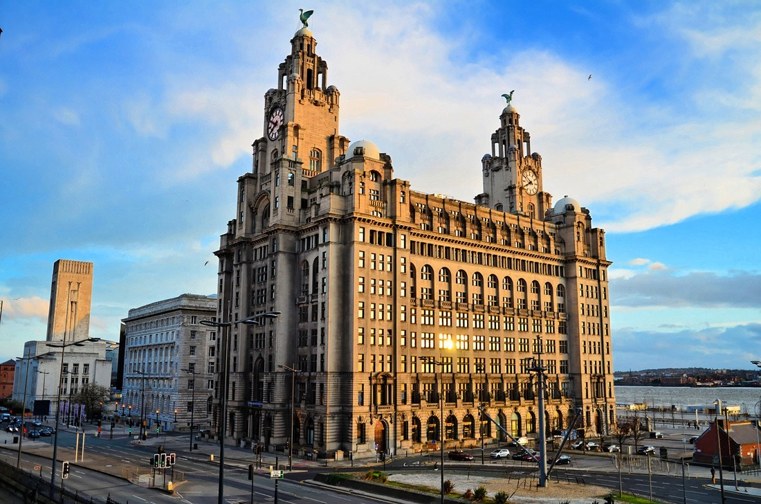 The Royal Liver Building for hire