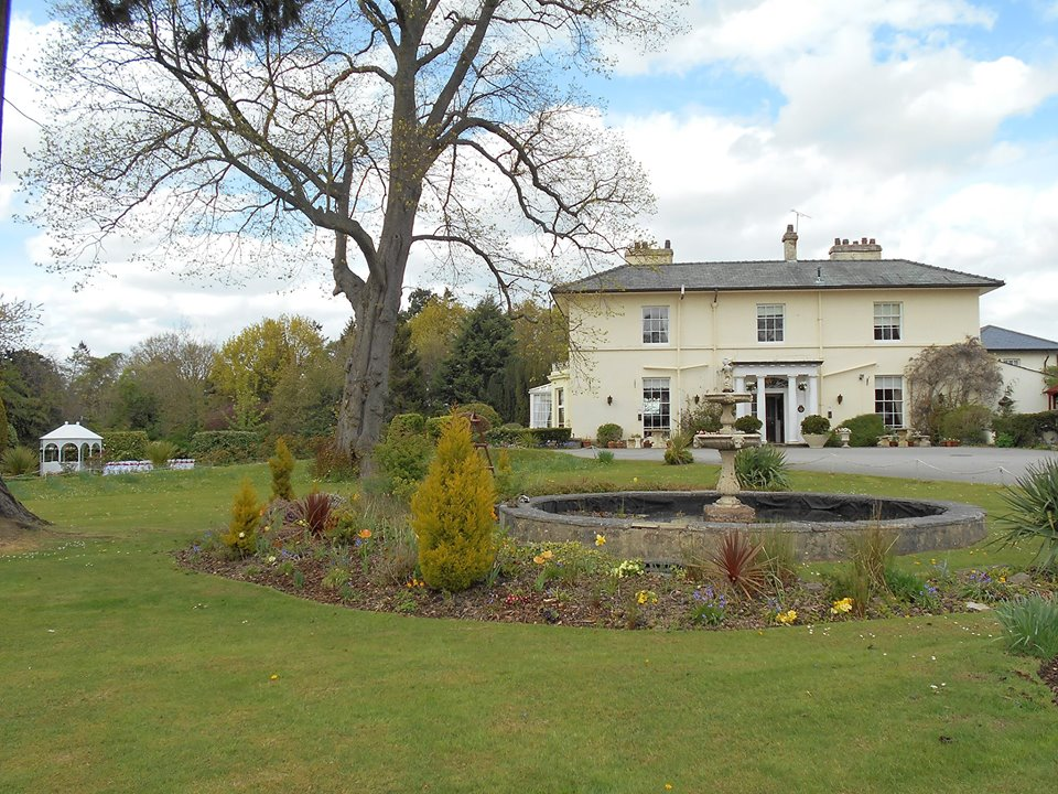 Highfield hall hotel for hire