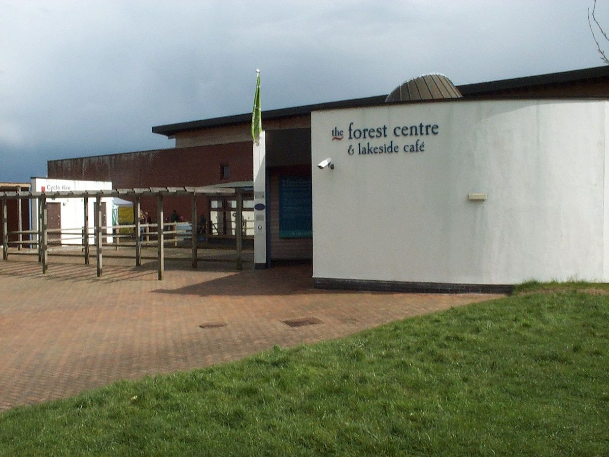Marston Vale Forest Centre for hire