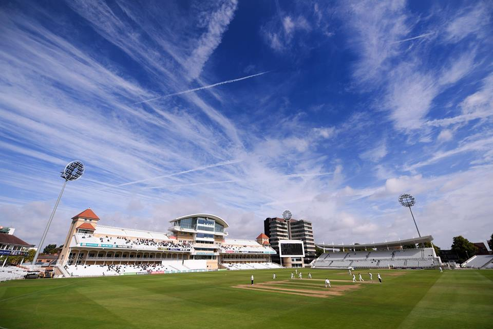 Trent Bridge for hire