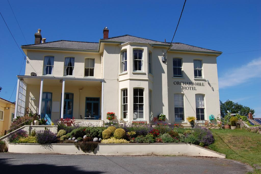 Orchard Hill Hotel for hire