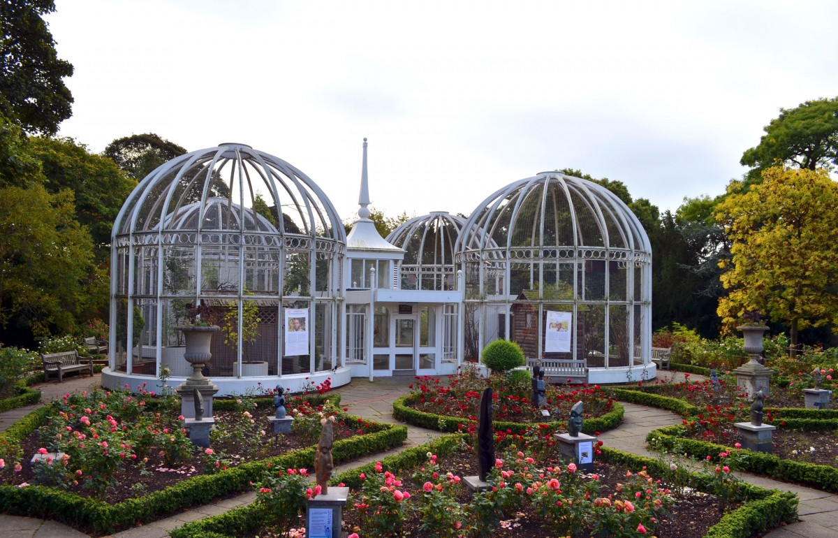 Birmingham Botanical Gardens & Glasshouses for hire