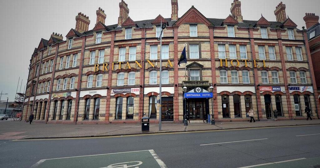 Britannia Hotel Wolverhampton for hire