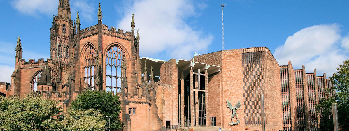 Coventry Cathedral for hire