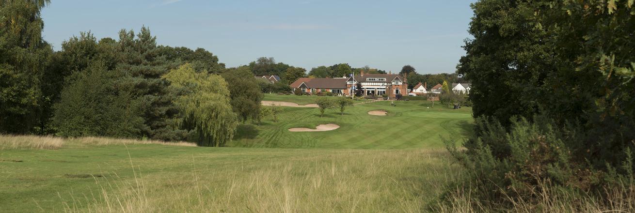 Harborne Golf Club for hire