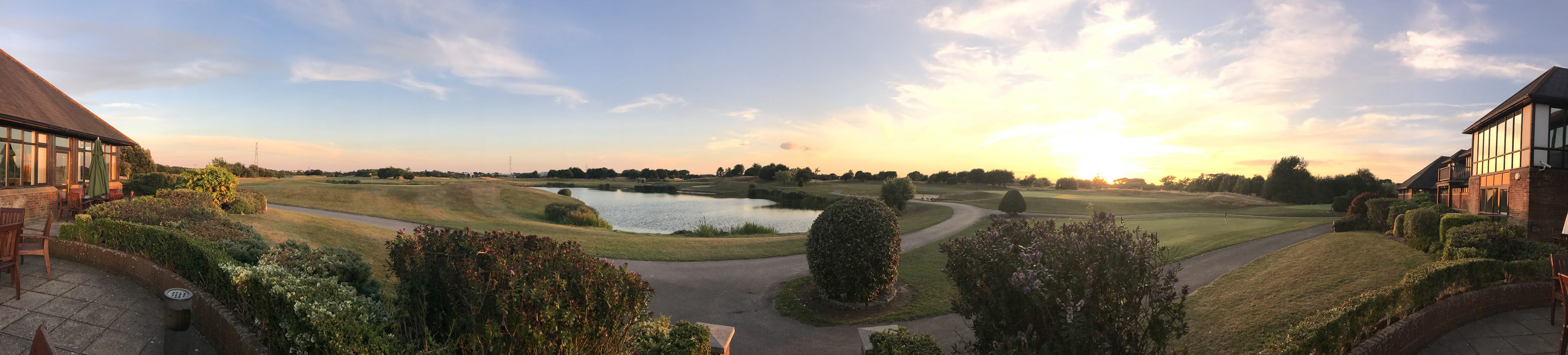 Cams Hall Estate Golf Club for hire