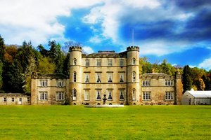 Melville Castle Hotel for hire