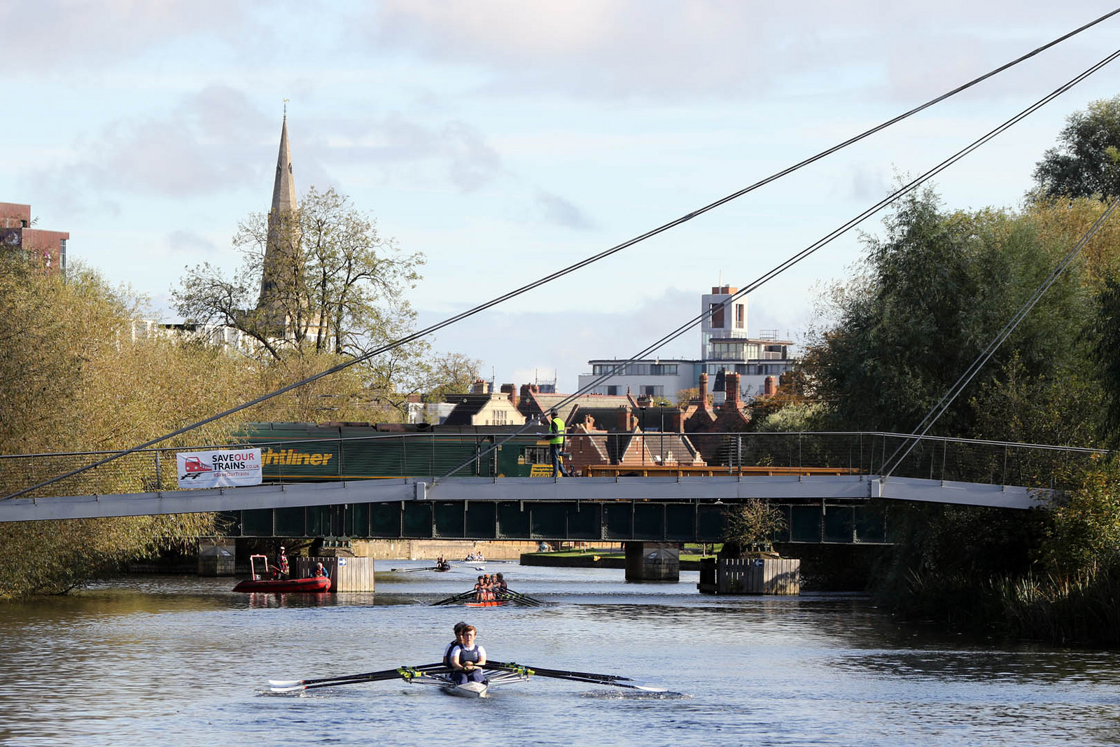 Bedford Rowing Club for hire
