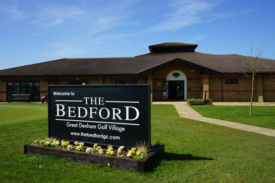 Bedford Golf Club for hire