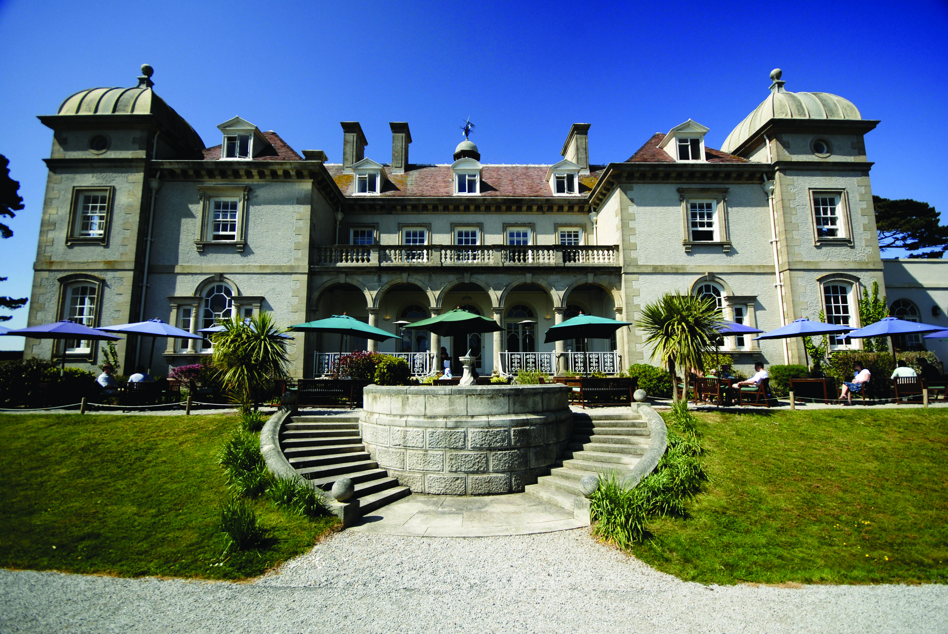 Fowey Hall Hotel for hire