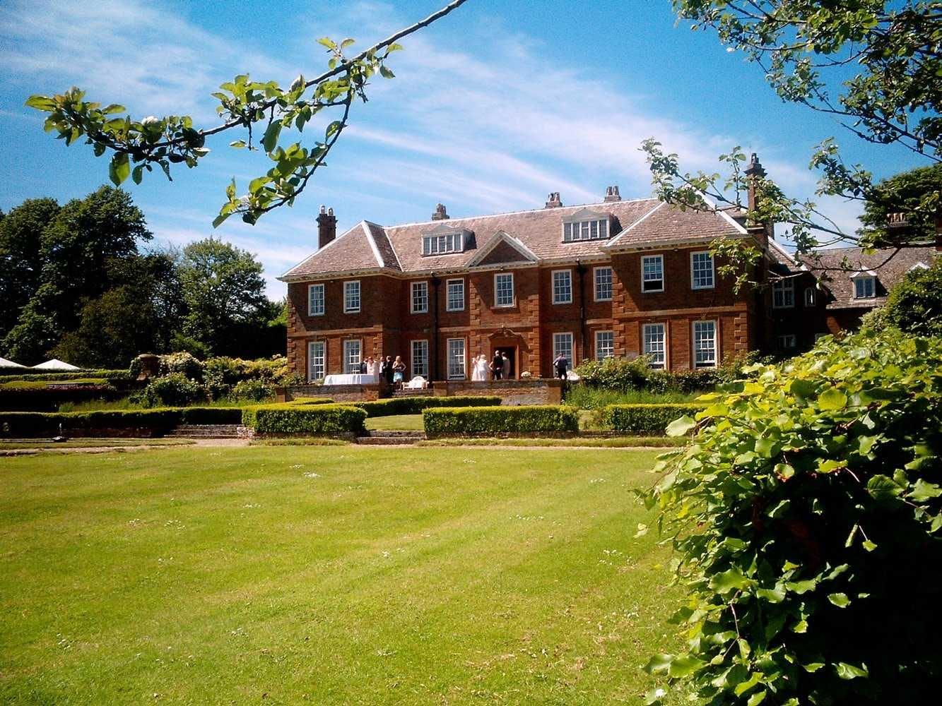 Poundon House for hire