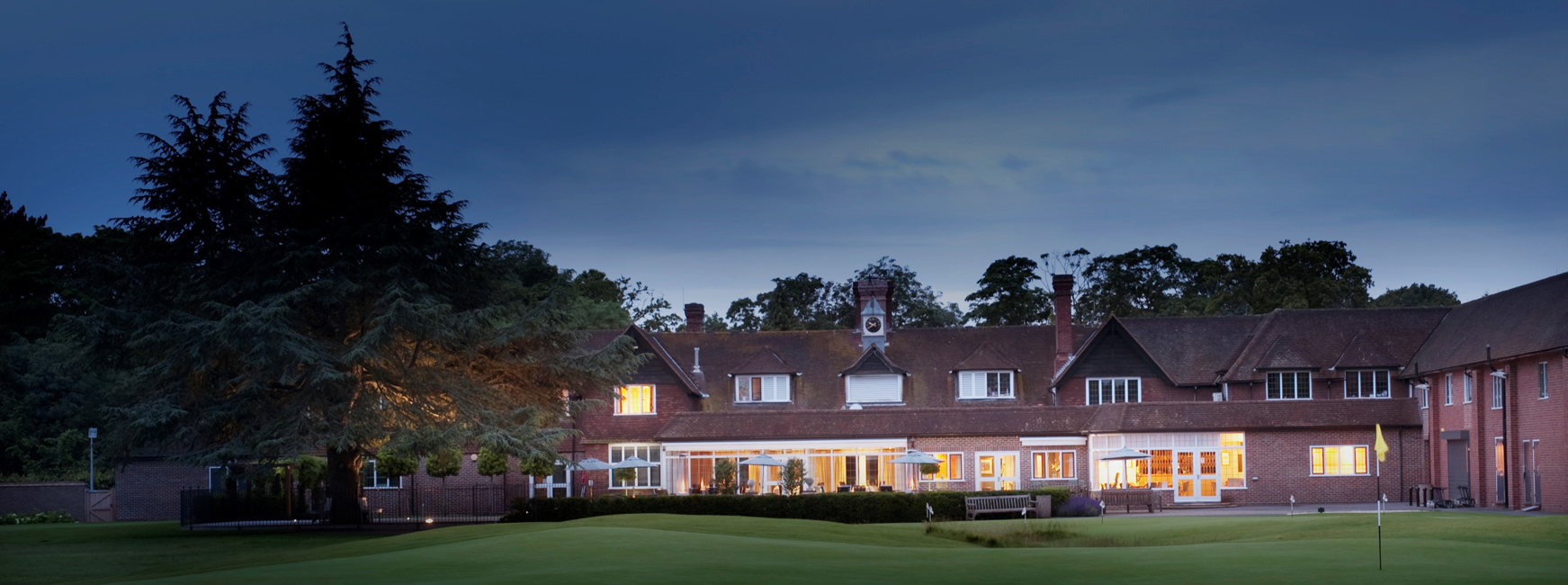 Sonning Golf Club for hire
