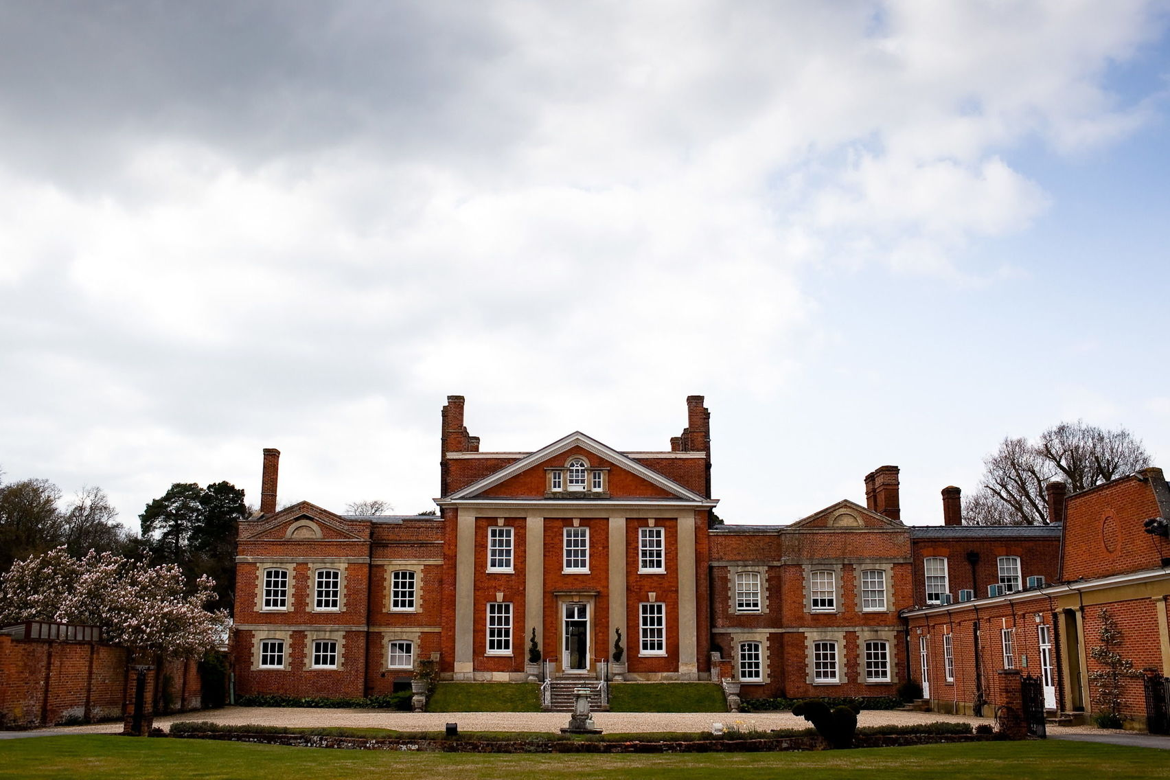 Warbrook House for hire