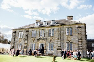 Capheaton Hall for hire