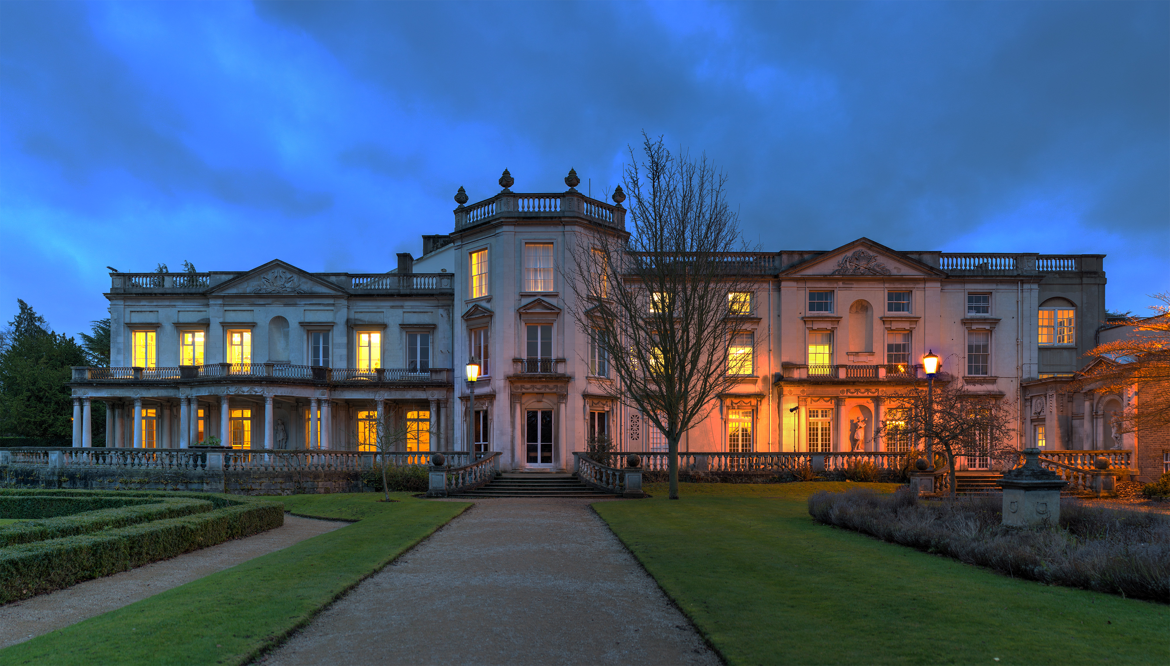 Grove House for hire