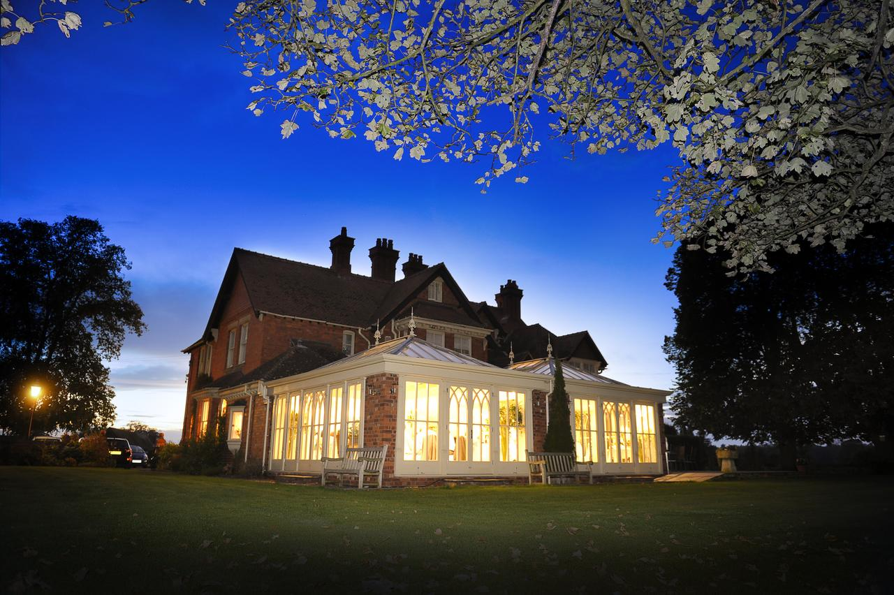 Old Vicarage Hotel for hire