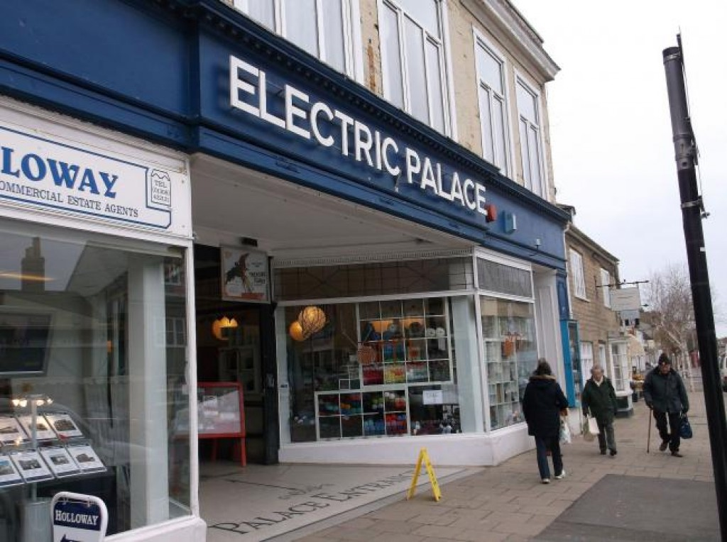Electric Palace  Bridport for hire