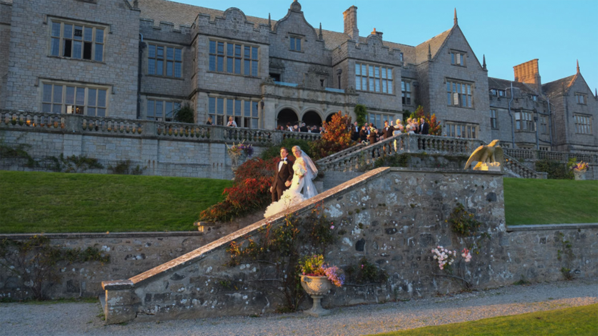 Bovey Castle for hire