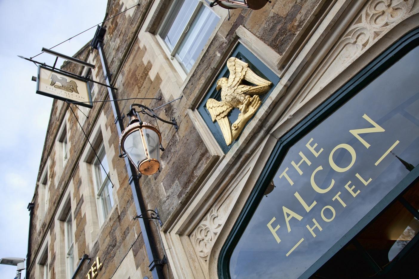 Falcon Hotel for hire