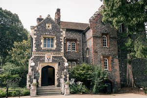Tower House Canterbury for hire