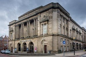 King George's Hall for hire