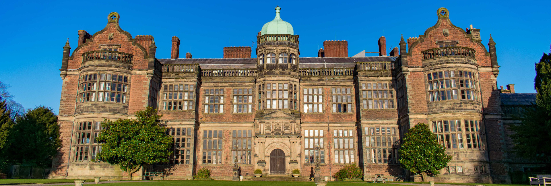 Ingestre Hall for hire