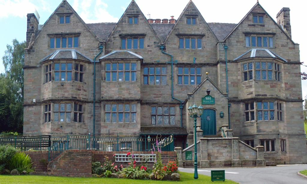Weston Hall for hire
