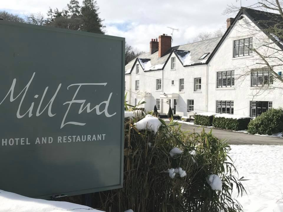Mill End Hotel for hire
