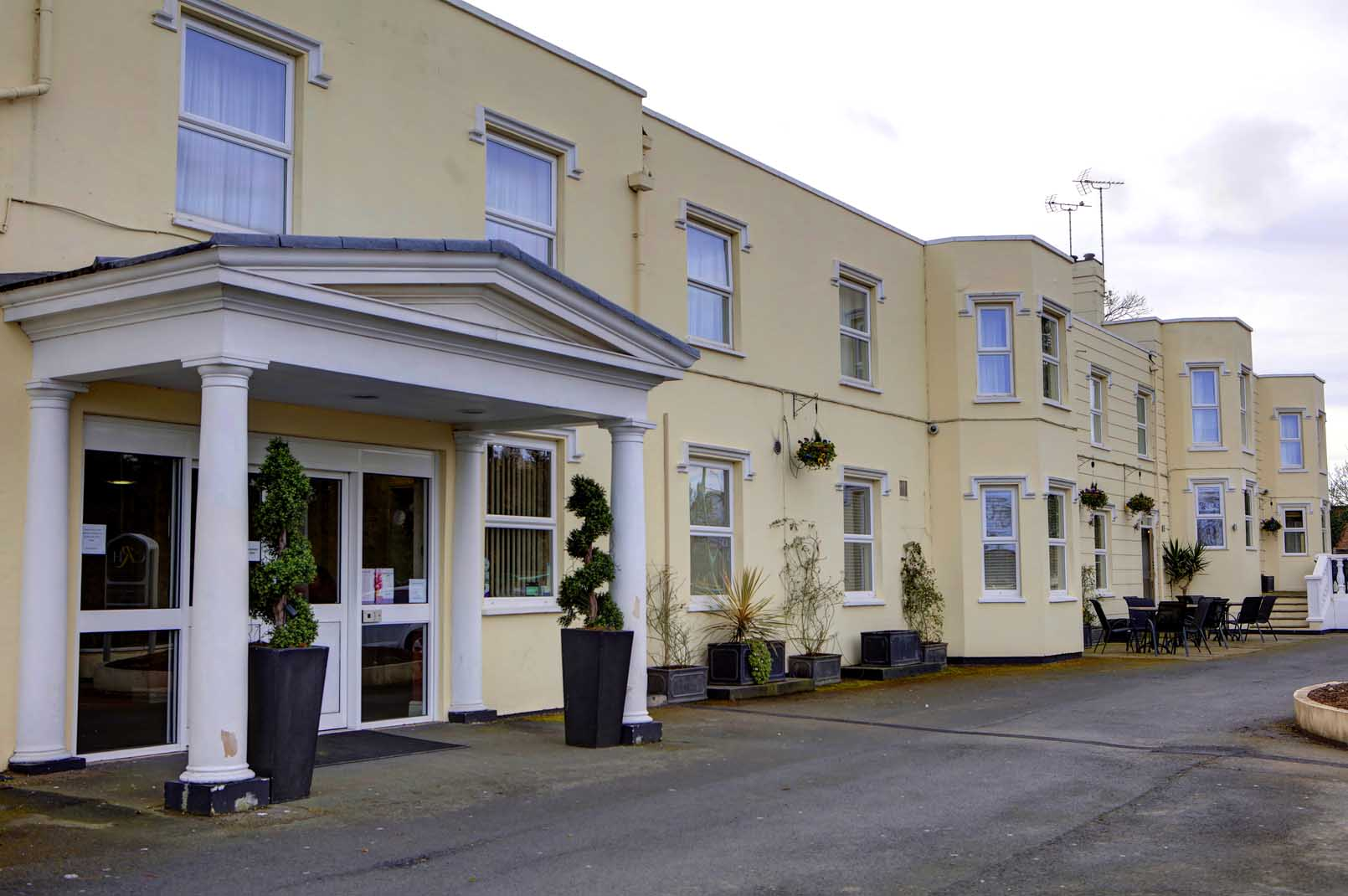 The Cheltenham Regency Hotel for hire