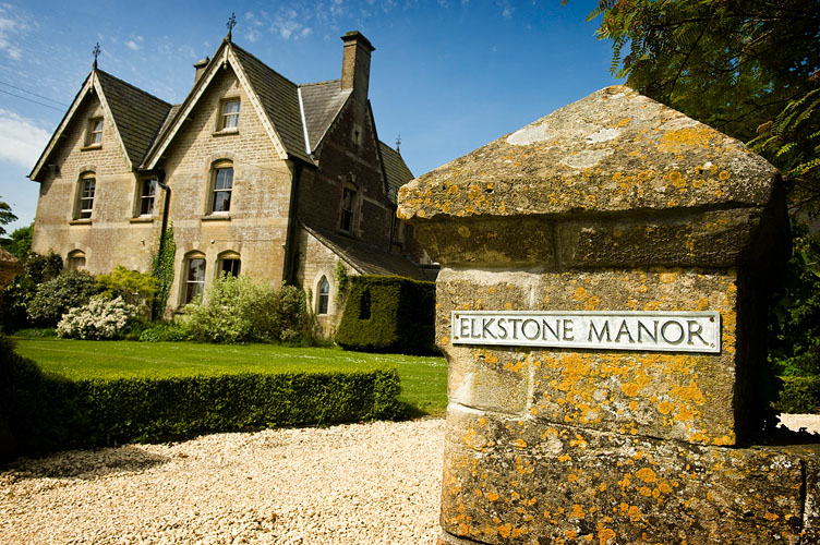 Elkstone Manor for hire