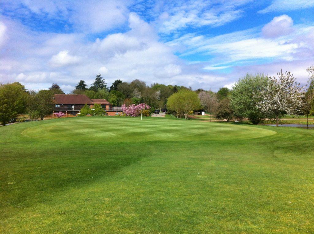 Chartridge Park Golf Club for hire