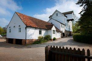 Little Hallingbury Mill for hire