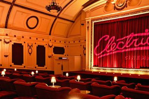 The Electric Cinema for hire