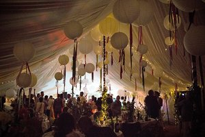 Cornish Tipi Weddings for hire